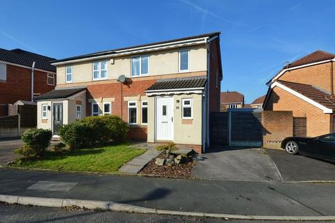 3 bedroom semi-detached house for sale - Tamar Close, Whitefield, Manchester