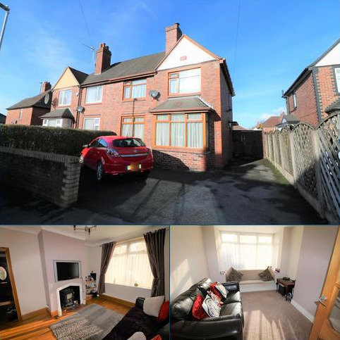 3 bedroom semi-detached house for sale - Richmond Avenue, Sneyd Green, Stoke-On-Trent