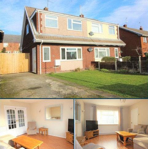 3 bedroom semi-detached house for sale - Chestnut Avenue, Summerhill, Wrexham