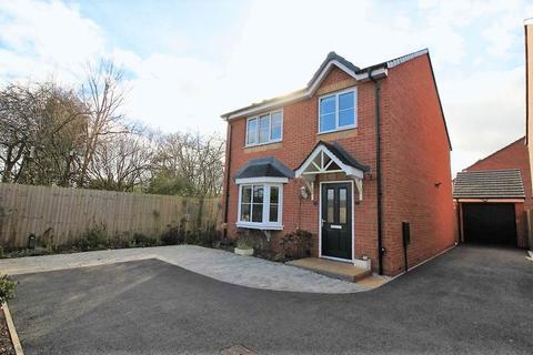 4 bedroom detached house for sale - Ryder Grove, Talke, Staffordshire