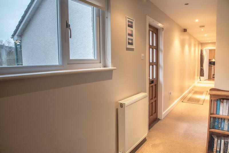 Hallway of apartment