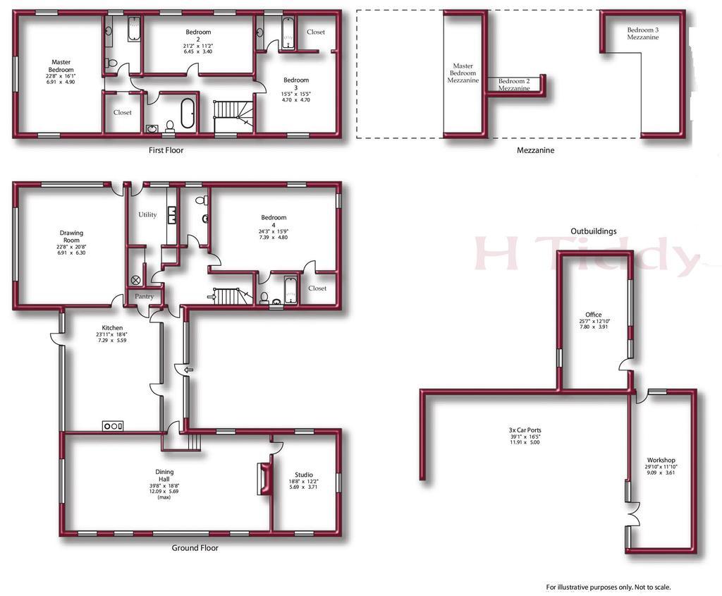 Floorplan 1 of 3: Main House Floor...