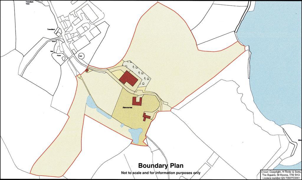 Floorplan 2 of 3: Boundary Plan