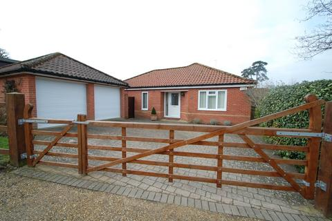 4 bedroom detached bungalow for sale - Grange Walk, Wroxham