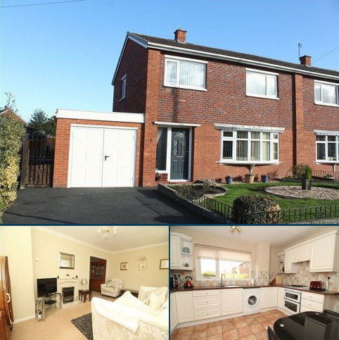3 bedroom semi-detached house for sale - Garmston Road, Sutton Farm, Shrewsbury, SY2 6HE