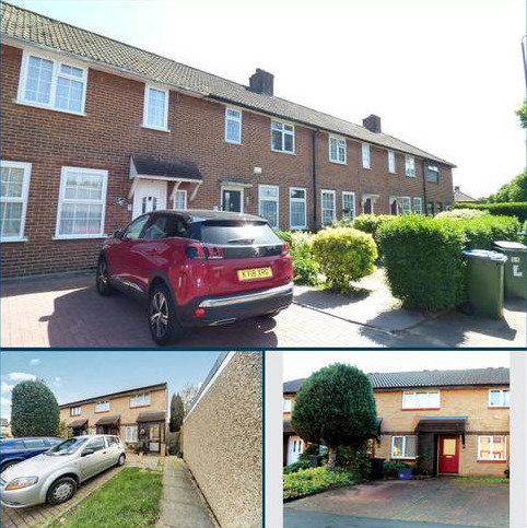 2 bedroom terraced house for sale - Davies Close, Croydon CR0