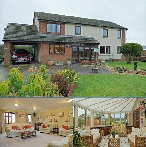 3 bedroom detached house for sale - Moat, Longtown