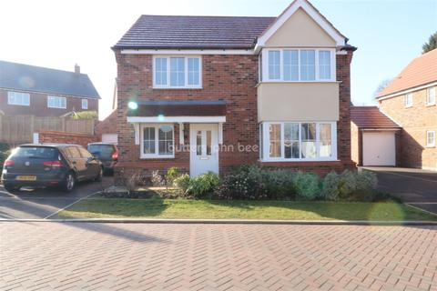 4 bedroom detached house for sale - Eccleshall
