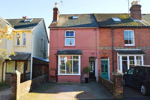 3 bedroom end of terrace house to rent - Rushes Road, Petersfield