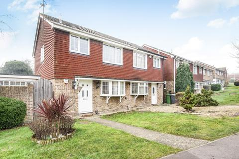 3 bedroom semi-detached house for sale - Yew Tree Rise, Calcot, Reading, RG31