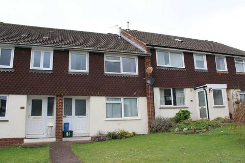 3 bedroom terraced house for sale - Churchill Road, Exmouth