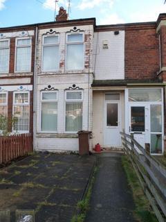 2 bedroom terraced house to rent - 35 Warneford Gardens, Hull HU5