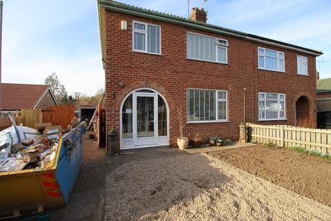 3 bedroom semi-detached house for sale - The Mount, Driffield