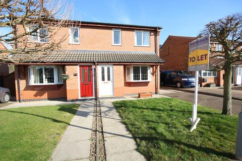 3 bedroom semi-detached house to rent - Marigold Crescent, MELTON MOWBRAY