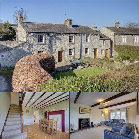 3 bedroom character property for sale - Rose Tree Cottage, Hetton, Skipton