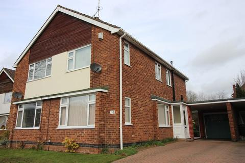 3 bedroom semi-detached house for sale - Nod Rise, Mount Nod, Coventry, CV5