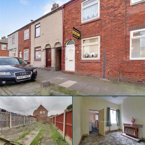 2 bedroom terraced house for sale - Princess Street, Winsford