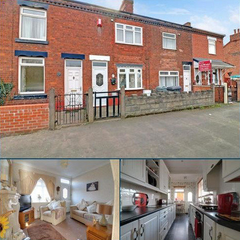 2 bedroom terraced house for sale - Middlewich