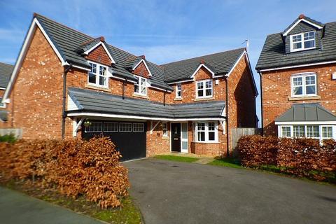 4 bedroom detached house for sale - Heathfield Gardens, Higher Runcorn