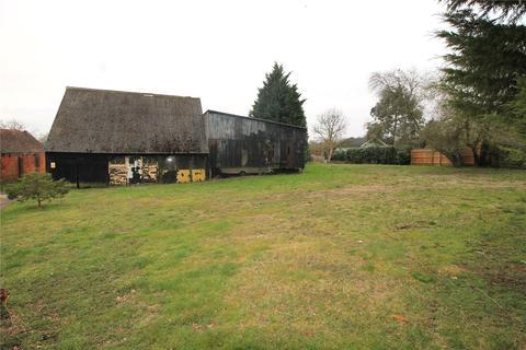 Plot for sale - Magpie Lane, Little Warley, Brentwood, Essex, CM13