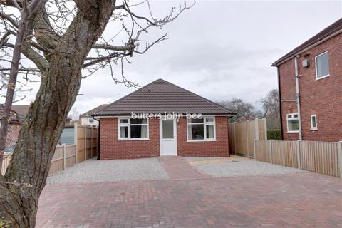2 bedroom bungalow to rent - Wistaston Avenue, Wistaston, Crewe
