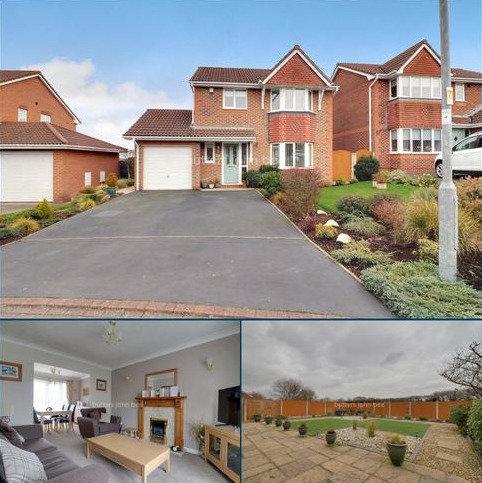 3 bedroom detached house for sale - Carnoustie Close, Winsford