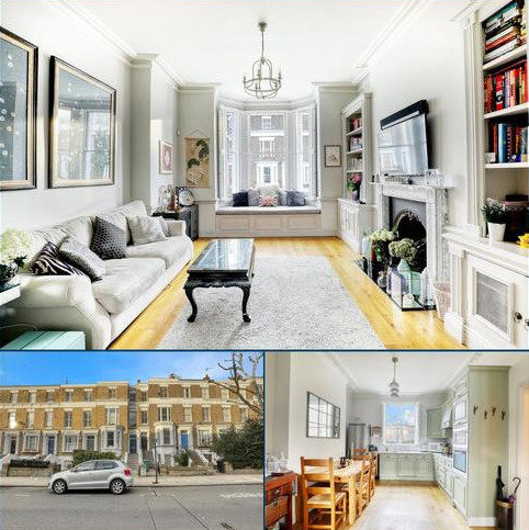 2 bedroom flat for sale - Gaisford Street, London, NW5