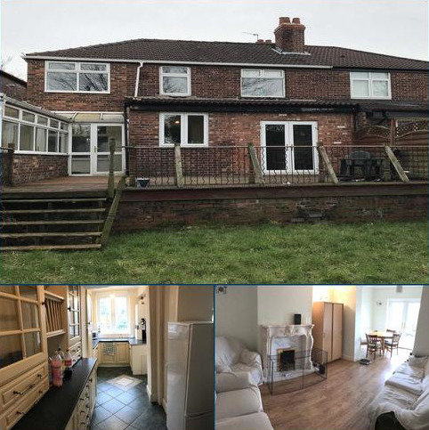 4 bedroom semi-detached house to rent - Colgate Crescent, Fallowfield