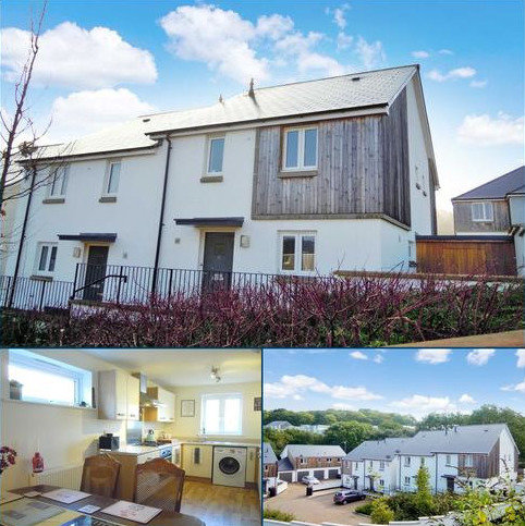 3 bedroom semi-detached house for sale - Gascon Close, East Ogwell