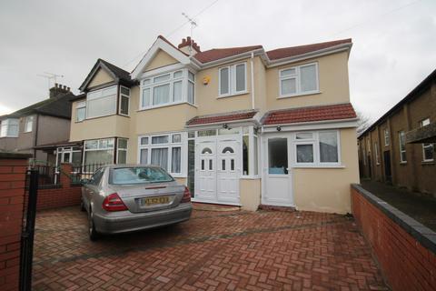 5 bedroom semi-detached house for sale - Albert Road