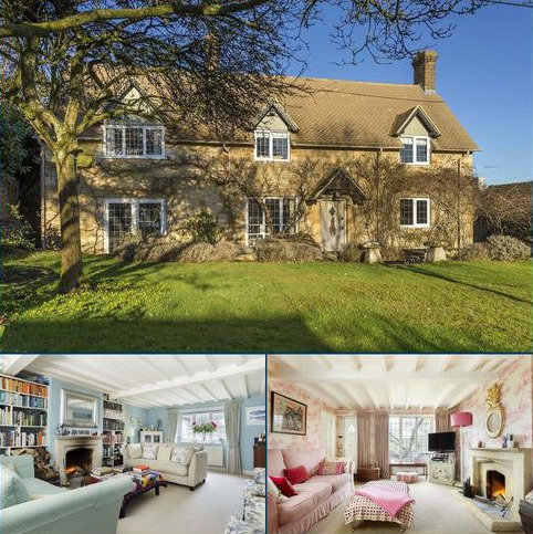 4 bedroom detached house for sale - High Street, Fifield, Chipping Norton, Oxfordshire, OX7
