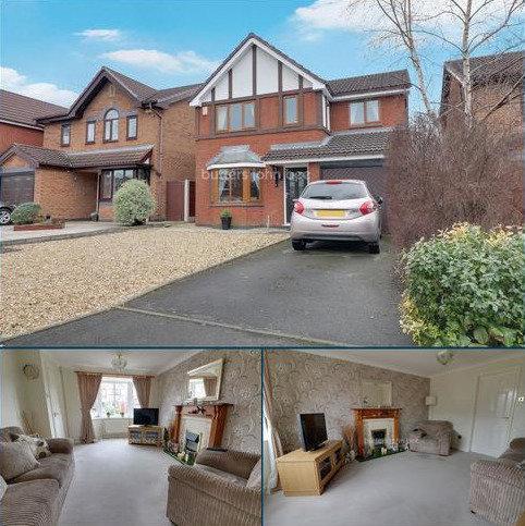 3 bedroom detached house for sale - Osborne Close