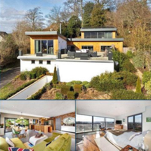 4 bedroom detached house for sale - Higher Hoopern Lane, Exeter, Devon, EX4