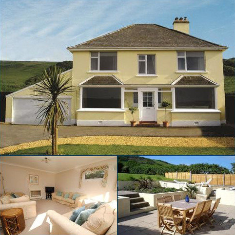 5 bedroom detached house for sale - Down End, Croyde
