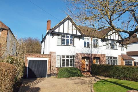 4 bedroom semi-detached house for sale - Brabourne Rise, Park Langley, Beckenham