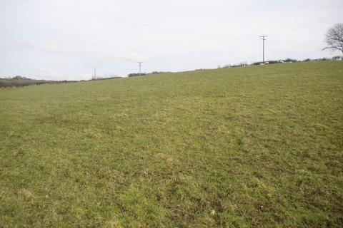 Land for sale - About 3.53 acres Pasture/Arable Cheriton, Llanmadoc, Swansea, City And County of Swansea. SA3 1BY