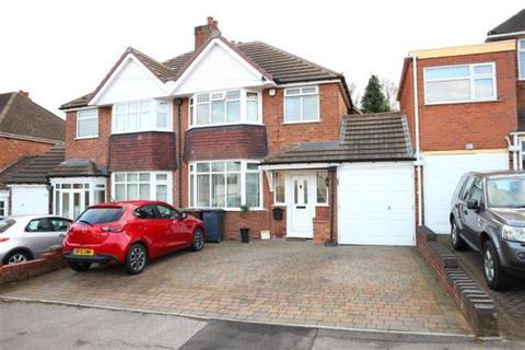 3 bedroom semi-detached house for sale - Knightsbridge Road, Solihull, B92 8RF