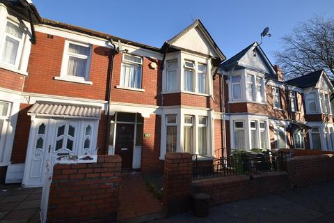 3 bedroom terraced house for sale - Corporation Road, Grangetown, Cardiff, CF11 7AR