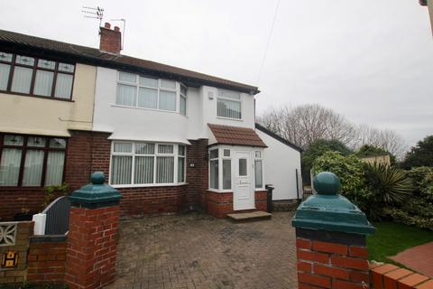 3 bedroom semi-detached house for sale - Marina Avenue, Litherland, Liverpool, L21
