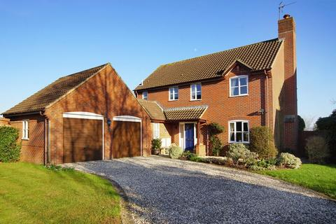 4 bedroom detached house for sale - Longaston Close, Slimbridge, GL2 7BA