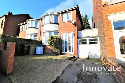 3 bedroom semi-detached house for sale - Fowler Street, Wolverhampton