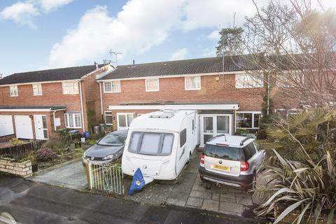 3 bedroom terraced house for sale - Regents Park Gardens, Southampton