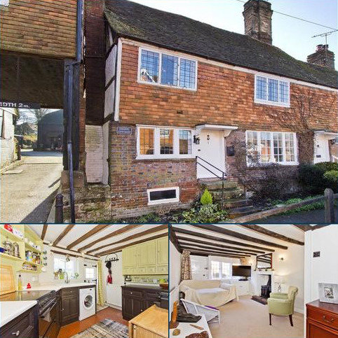 2 bedroom end of terrace house for sale - Church Road, Rotherfield