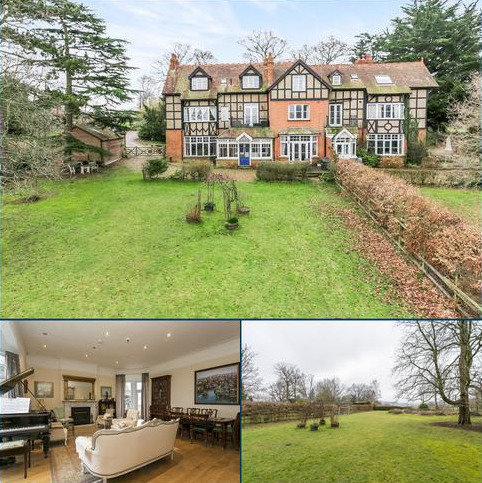 7 bedroom manor house for sale - The Lane, Fordcombe