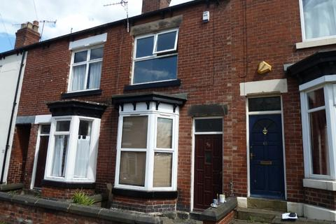 3 bedroom terraced house to rent - Blair Athol Road, Banner Cross, Sheffield, S11 7GA