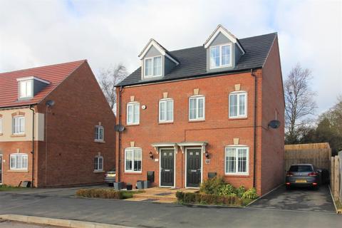 3 bedroom semi-detached house for sale - Riber Drive, Chellaston, Derby