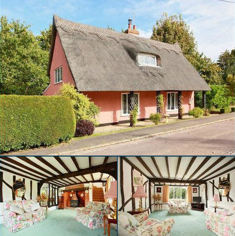 3 bedroom detached house for sale - Colchester Road, Coggeshall, CO6 1RR