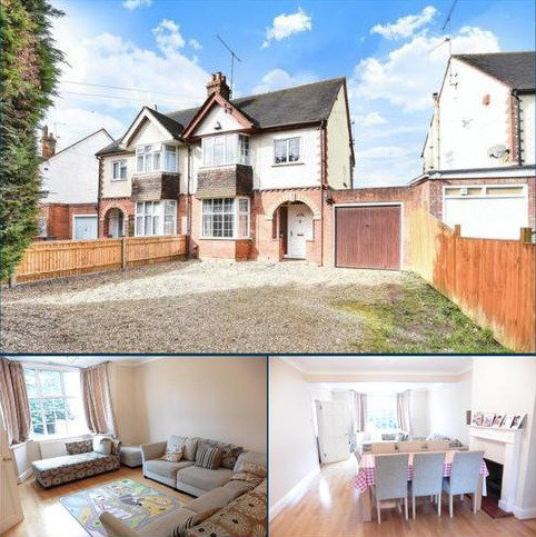 3 bedroom semi-detached house for sale - Burghfield Road, Reading