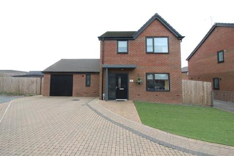 4 bedroom detached house for sale - Petersham Close, Hull