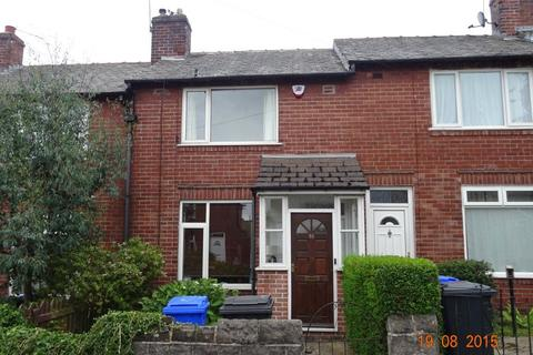2 bedroom terraced house to rent - Sackville Road, Crookes, Sheffield S10